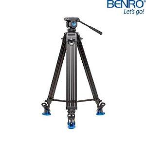 Kit Tripé de Vídeo Benro Modelo KH26NL