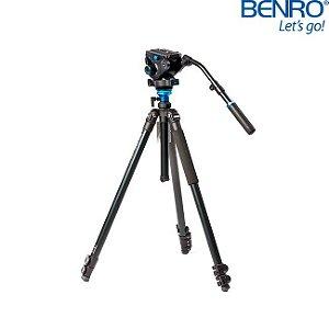 Kit Tripé de Vídeo Benro A2573FS6