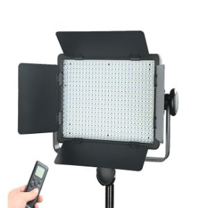 Vídeo Led Light 1000C Bicolor 3300-5600K