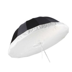 Sombrinha Large Umbrella Silver 150 + Difusor