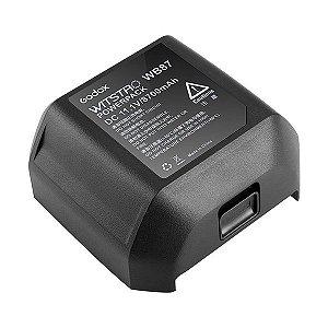 Bateria Avulsa Godox Para Witstro AD600