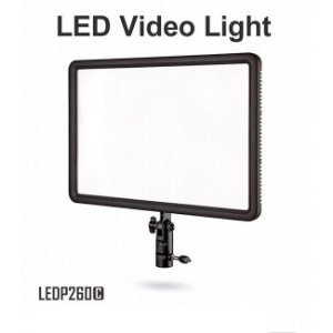 Led Video Light Slim GODOX LEDP260 C