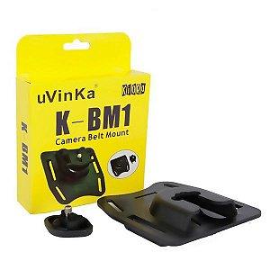 Suporte de Cameras para Cinto Modelo K-BM1
