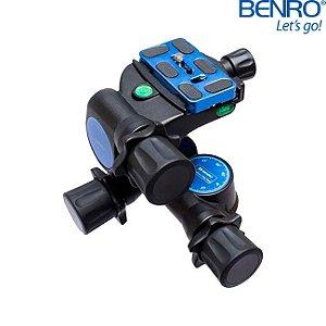 Cabeça Benro 3 vias Modelo GD3WH