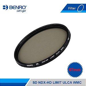Filtro Benro ND Variável Circular 67mm