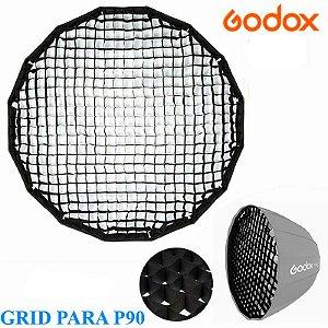 Grid Tecido para Godox Parabólico P90