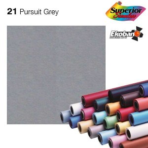 Fundo de Papel PursuitGrey 2,72 x 11m - 021 Made USA