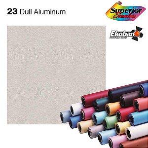 Fundo de Papel Dull Aluminum 2,72 x 11m