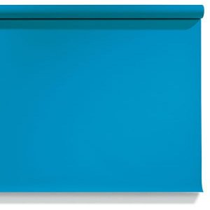 Fundo de Papel Blue Lake 2,72 x 11m - 61 Made USA