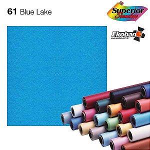 Fundo de Papel Blue Lake 2,72 x 11m