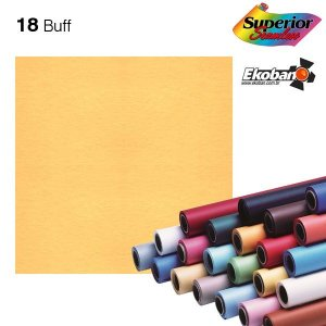 Fundo de Papel Buff 2,72 x 11m