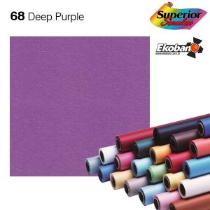 Fundo de Papel Deep Purple 2,72 x 11m
