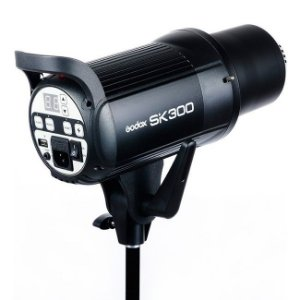 Flash de Estúdio SK-300 Godox Greika