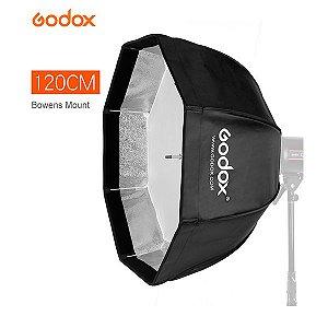 Octobox 120cm GODOX + Grid - Encaixe Bowens