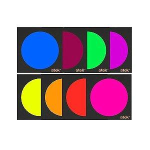 Jogo de Filtros com 8 cores