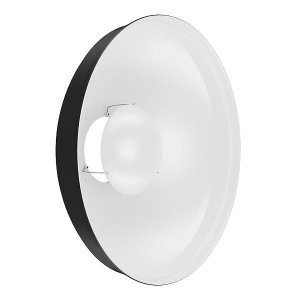 Refletor Beauty Dish G3 370mm - BRANCO
