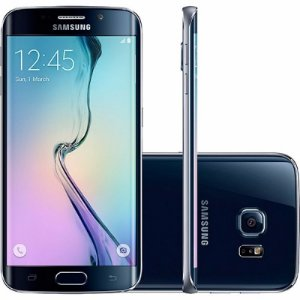 "Samsung Galaxy S6 Edge 32GB 4G Android 5.0 Tela 5.1"" Câmera 16MP - De Vitrine"
