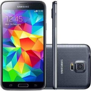 Samsung Galaxy S5 16gb Dual Chip Original - De Vitrine