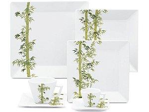 Aparelho de Jantar Quartier - Bamboo com 42 Peças