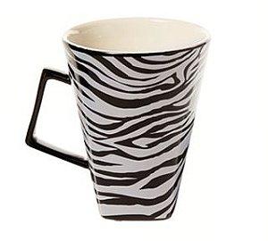 Caneca Quartier Zebra Oxford - 350ml