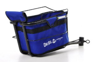 Cadeirinha Bike Dog Full - AL167 na cor Azul