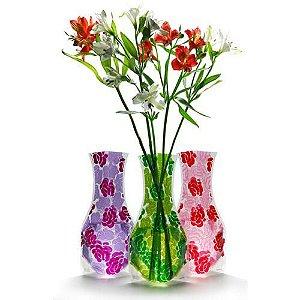 Vaso de Flor Expansível