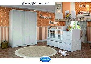 Ambiente Infantil Multifuncional Dimitri - Euclar
