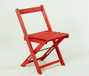 Cadeira Boteco Dobrável