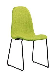 Cadeira de Jantar Chantilly na Cor Verde