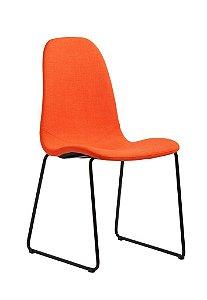 Cadeira de Jantar Chantilly na Cor laranja