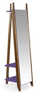 Espelho Stoka - Roxo