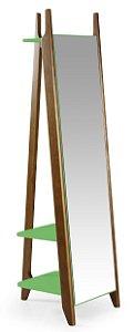 Espelho Stoka - Verde limão