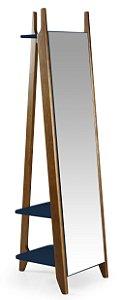 Espelho Stoka - Azul Marinho