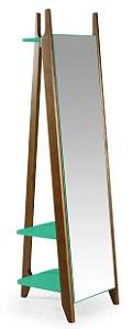 Espelho Stoka - Verde