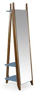 Espelho Stoka - Azul Serenata