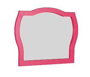 Espelho com Moldura Jungle - Pink
