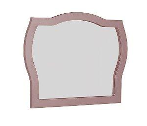 Espelho com Moldura Jungle - Lilás