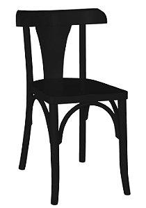 Cadeira Felice na Cor Preta