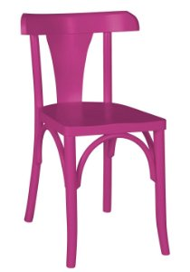 Cadeira Felice na Cor Pink