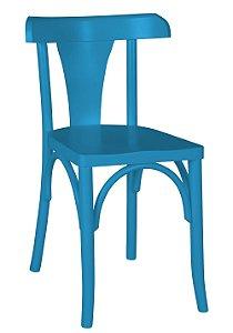 Cadeira Felice na Cor Azul Turqueza