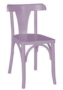Cadeira Felice na Cor Lilás