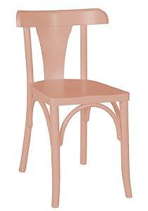 Cadeira Felice na Cor Rosa