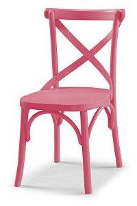 Cadeira X - Pink