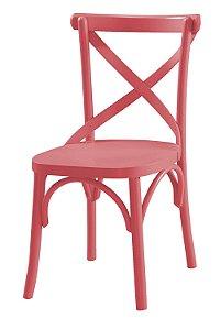 Cadeira X - Rosa New