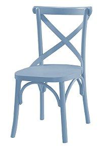 Cadeira X - Azul Serenata