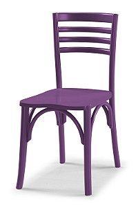 Cadeira Samara na Cor Roxo