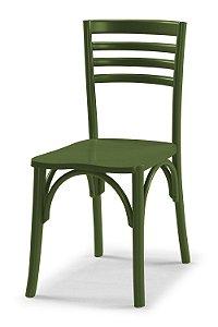Cadeira Samara na Cor Verde Oliva