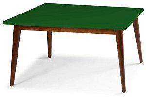 Mesa de Jantar Novita na Cor Verde Oliva em vários tamanhos confira: