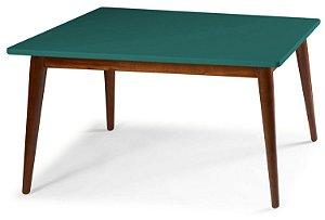 Mesa de Jantar Novita na Cor Azul Claro em vários tamanhos confira: