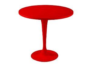 Mesa de Jantar Jupp - Cor Vermelha